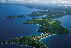 Costa Rica Dos Océanos - La Silla Tours