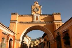 Arco de Santa Catalina, Antigua, Guatemala - Operadora Sierra Madre