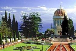 Monte Carmelo, Israel - Operadora Sierra Madre
